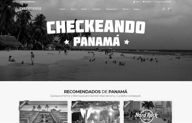 """""""CHECKEANDO.COM"""" VA TOMANDO FORMA"""